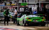 Rinaldi Ferrari beim Bronce-Test - Bild von SRO/Dirk Bogarts Photography