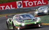 Rinaldi Ferrari #488 mit Pierre Ehret an Bord - Bild Thomas Roth