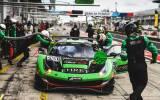 Pitstop des Rinaldi-Ferraris - Bild von Patrick Hecq