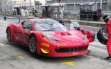 Boxenstop der GT-Corse Mannschaft - Foto: Harald Gallinnis