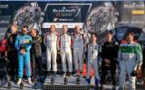 Podium Monza - Bild Dirk Bogaerts (SRO)