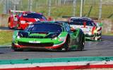 Rinaldi Racing Ferrari in Mugello - picture by Ingo Schmitz